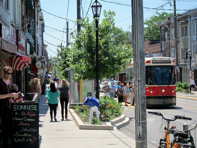 Blog Photo - Roncesvalles Street
