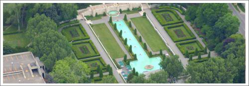 Blog Photo - Parkwood Garden layout