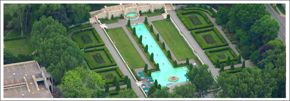 Blog Photo - Parkwood Garden layout
