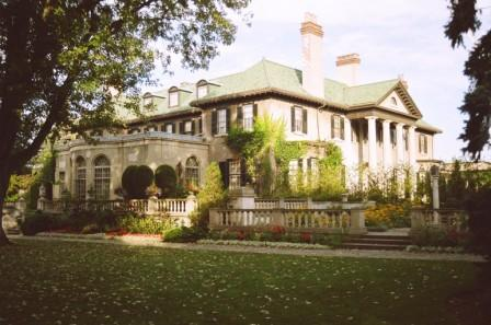 Blog Photo - Parkwood house from west