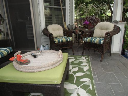Blog Photo - Gail's Garden - Covered Porch