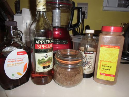 Blog Photo - Kitchen Seasonings for Pie