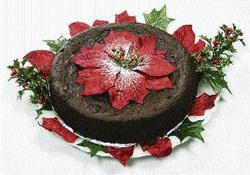 Jamaican Christmas Cake - Photo by The Gleaner