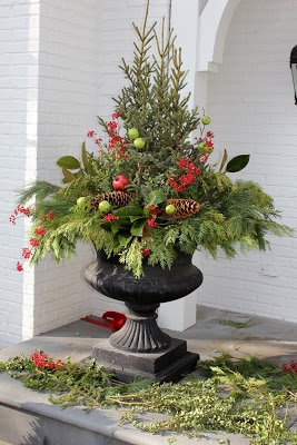 Christmas Arrangement - viaGoogle Images