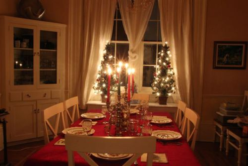 Blog Photo - Christmas Table