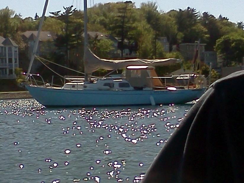 Margaret's Boat