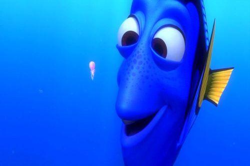 Dory - Credit Pixar