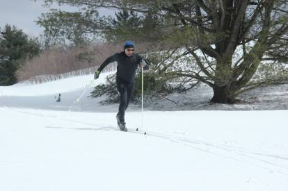 Blog Photo - H cross country skiing