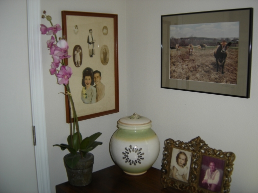Blog Photo Lavinia and Rick Story Gladys' room