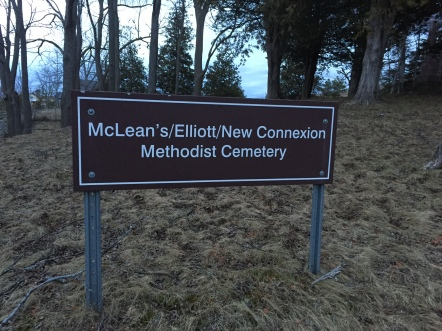 Blog Photo - Doors Open Clarington Photo Cemetery
