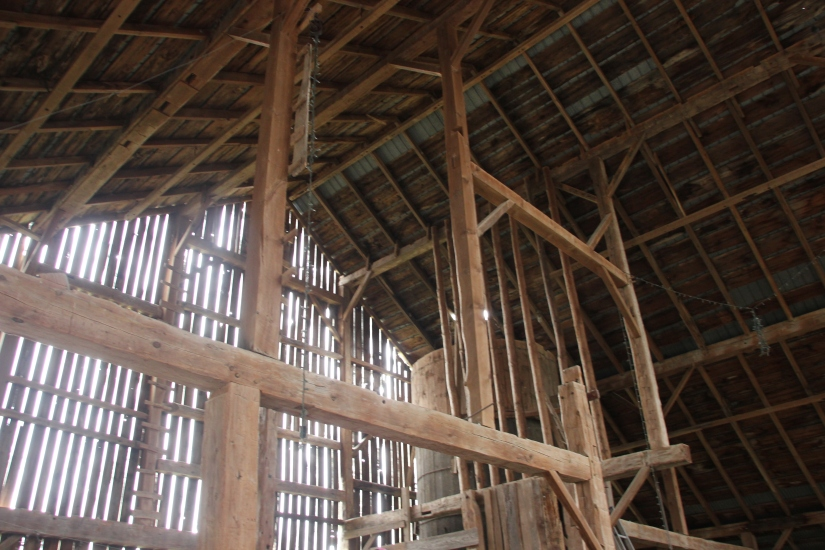Blog Photo - doors Open The Grange Barn Ceiling Hamlin