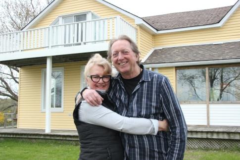 Blog Photo - Doors Open The Grange Wendy and Nick2 by Hamlin