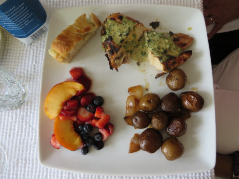 Blog Photo - Dinner on Plate