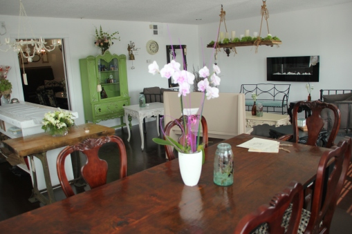 Blog Photo - SOS Dining table and chairs