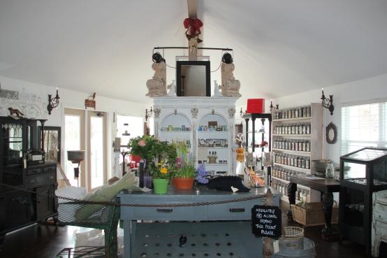 Blog Photo - SOS Gift and Tea section
