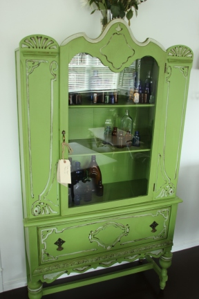 Blog Photo - SOS Green cabinet