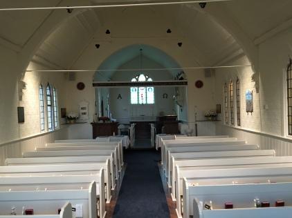 Blog Photo - St Thomas Church Altar