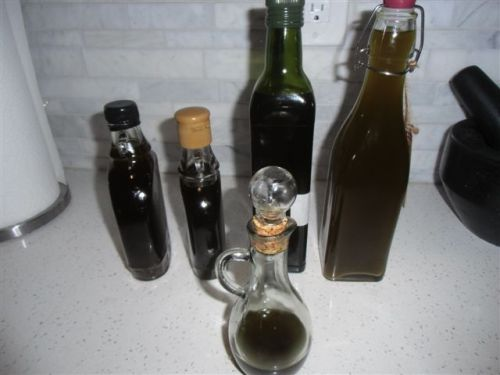 Blog Photo - Herb Oils 2