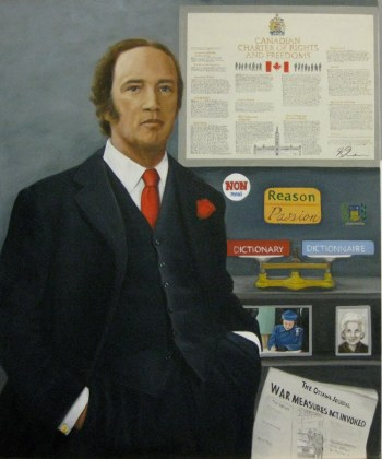 Blog Photo - Susan Statham Portrait of Trudeau