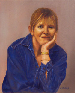 Blog Photo - Susan Statham Self Portrait