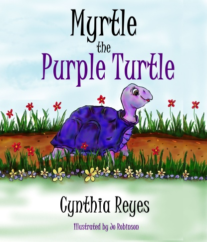 Myrtle the Purple Turtle Cover