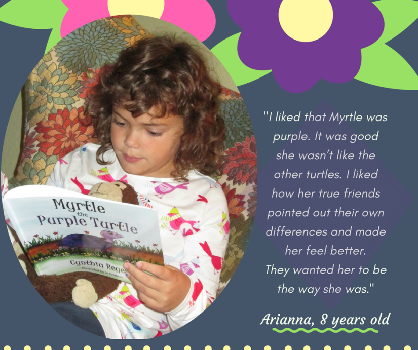Blog Photo - Arianna reading Myrtle 2