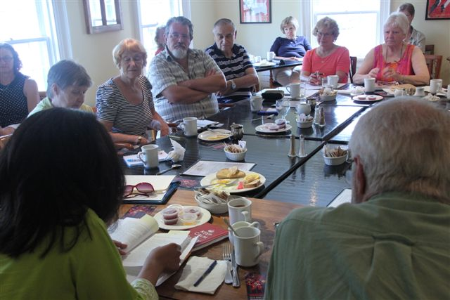Blog Photo - Felicity and authors-at-book-reading-spirit-of-the-hills