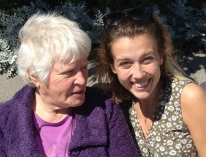 Blog Photo - Felicity and granddaughter
