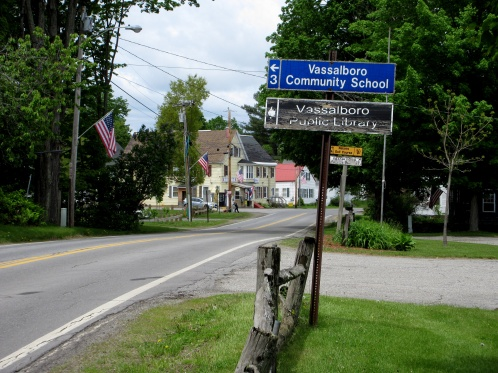 Blog Photo - Laurie Vasselboro main street