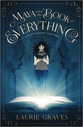 Blog Photo - Maya and the book of everything