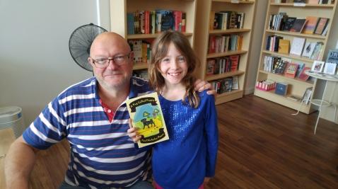 Blog Photo - Paul Mason and Reader