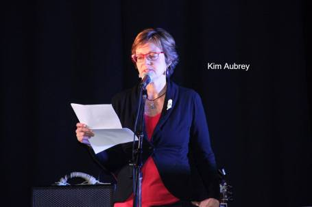 Blog Photo - Festival Kim aubrey reading