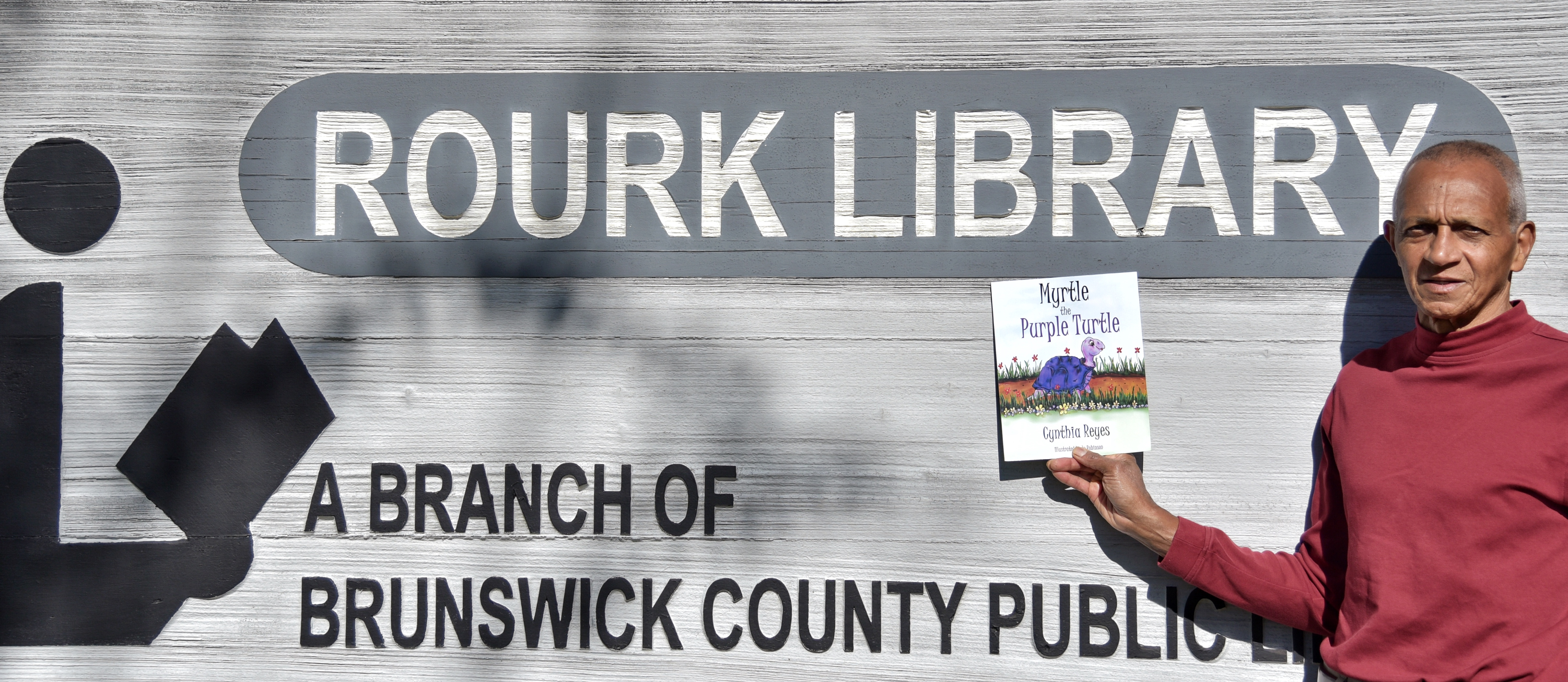 Blog Photo - Myrtle and Carl at Brunswick County PL