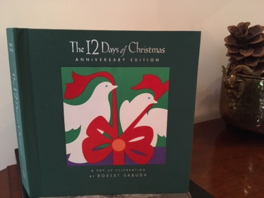 Blog Photo - Christmas book exterior