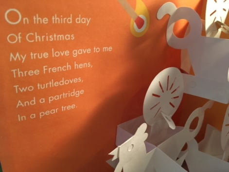 Blog Photo - Christmas Book third day