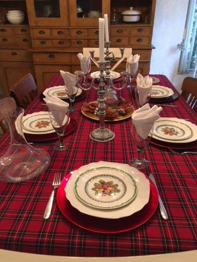 Blog Photo - Christmas table2