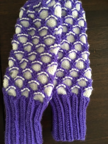 Blog Photo - Purple Gloves