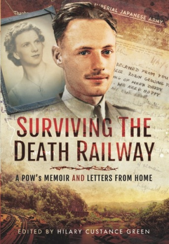 Blog Photo - Hilary Book Cover Death Railway