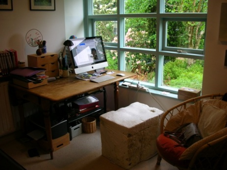 Blog Photo - Hilary Workroom 1 with window