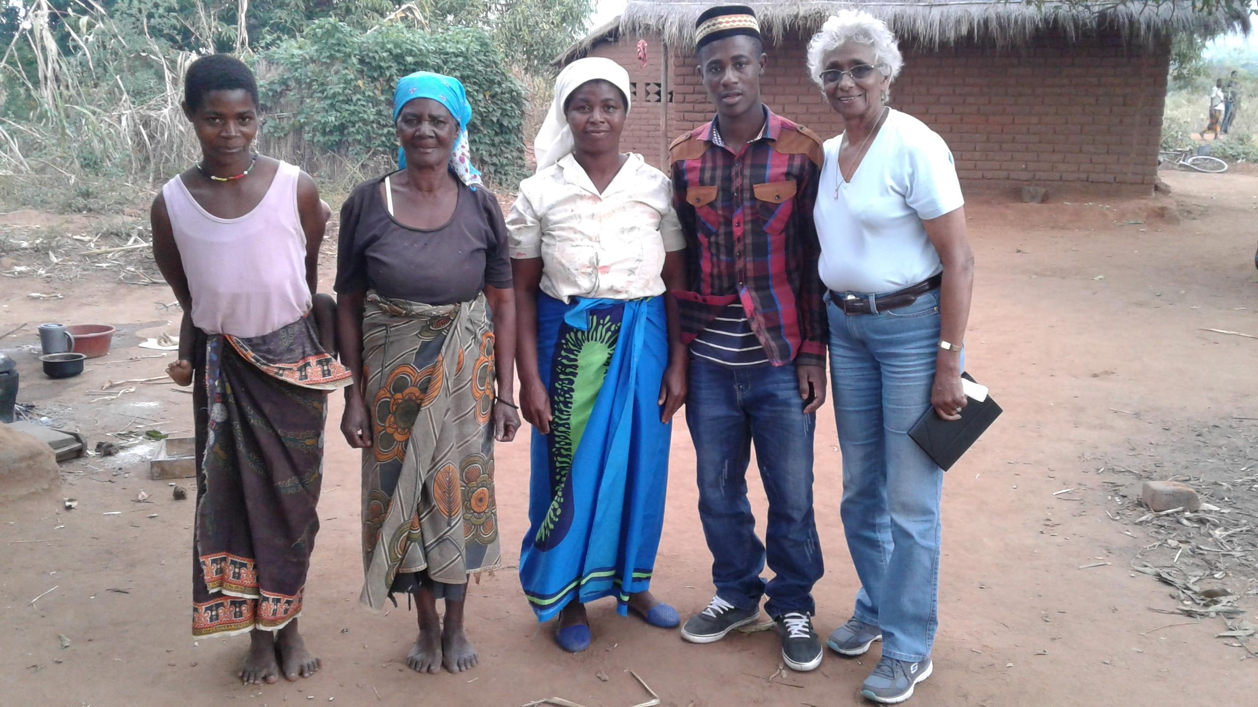 Blog Photo - Kamala-Jean and Happy and Family
