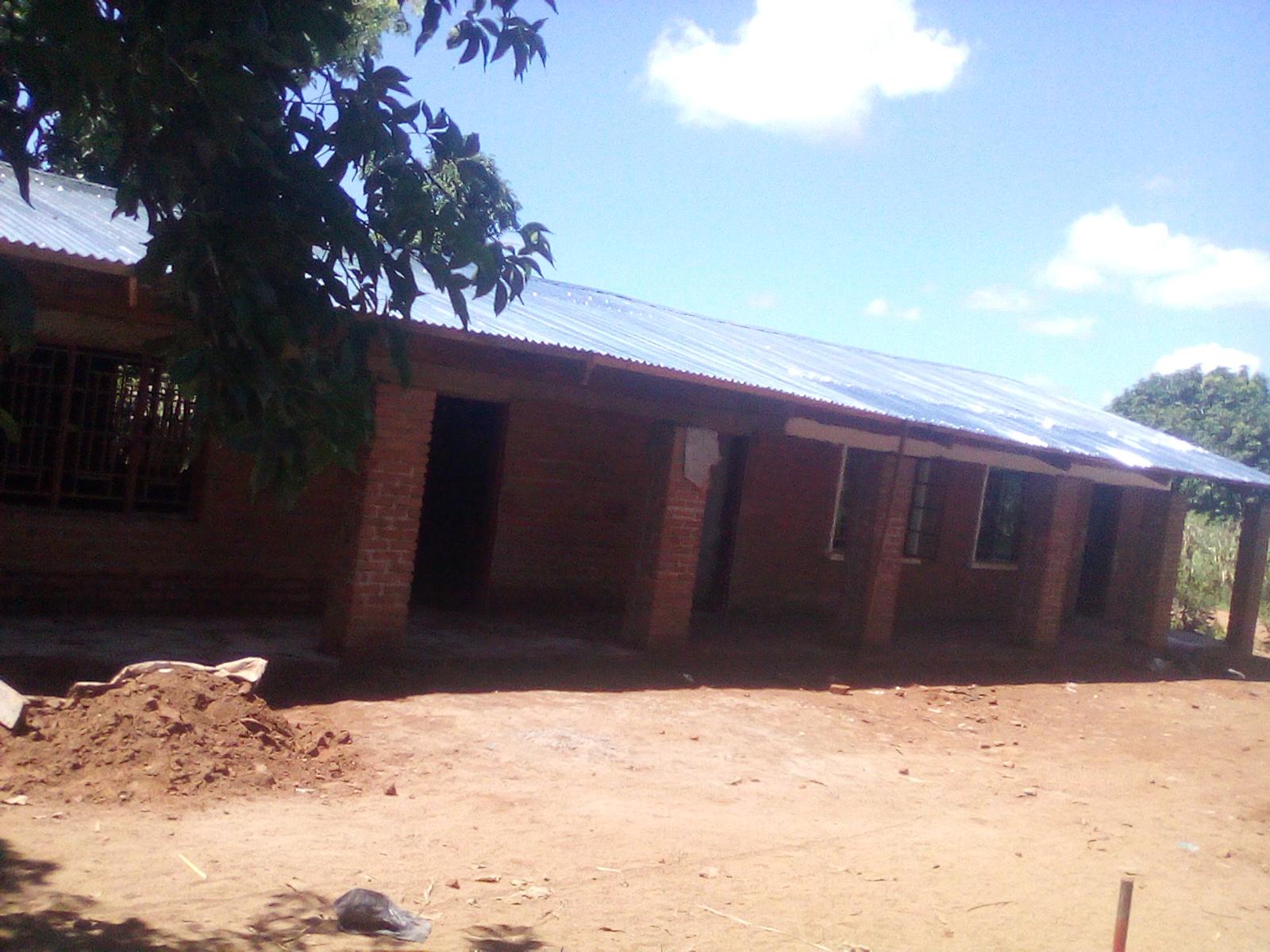 Blog Photo - Kamala-Jean -- new building nearly complete