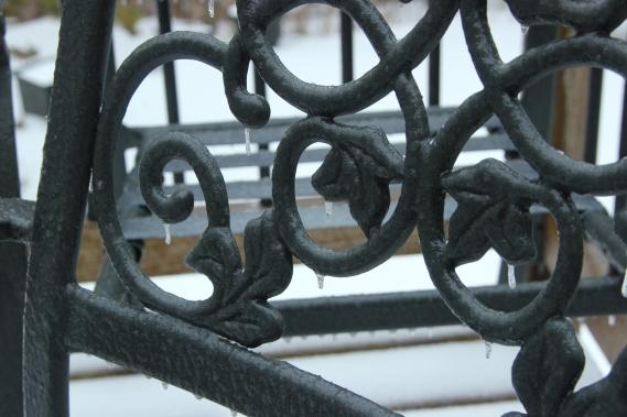 Blog Photo - Frozen chair2