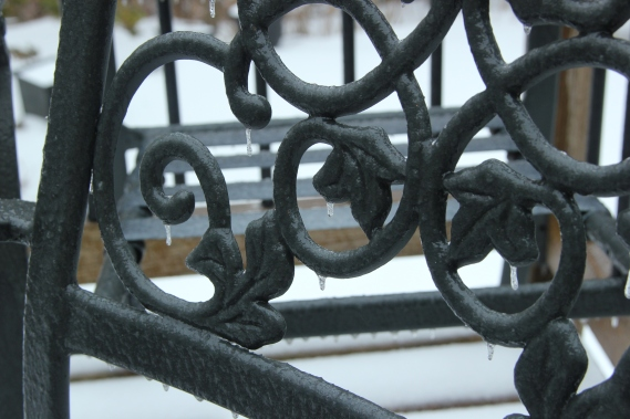 Blog Photo - Frozen chair2