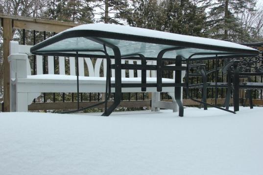 Blog Photo - Frozen Deck