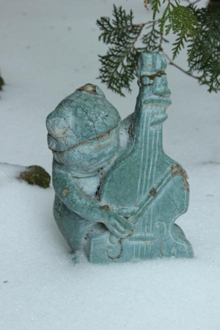 Blog Photo - Frozen Frog