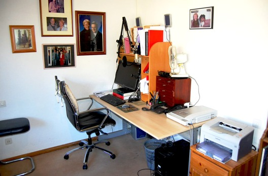 Blog Photo - Sally Workspace