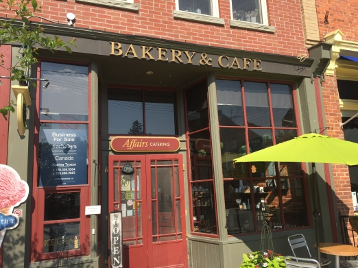Blog Photo - Bakery and Cafe