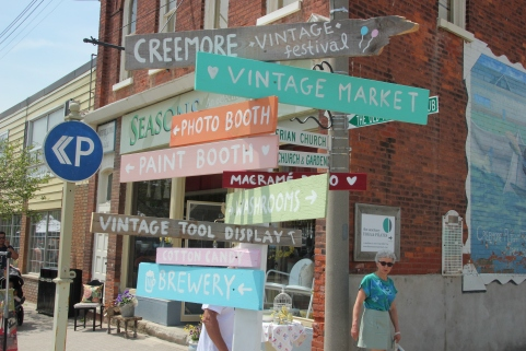 Blog Photo - Creemore signs