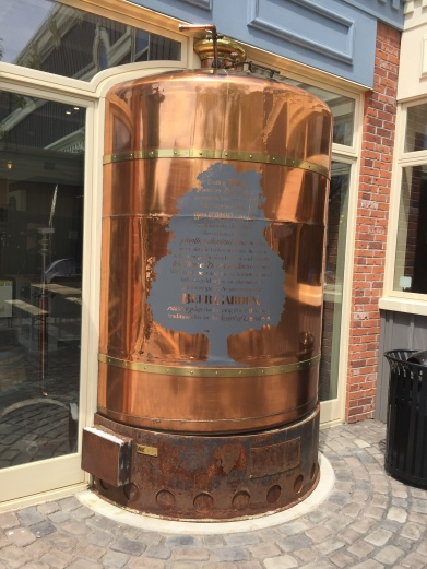 Blog Photo - Creemore springs Brewery copper vat