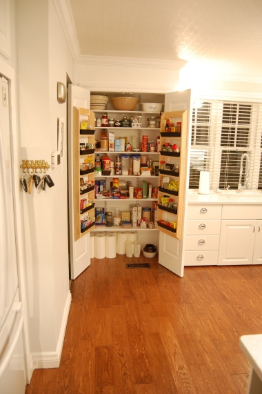 Blog Photo - Wayne and Carol Kitchen Pantry